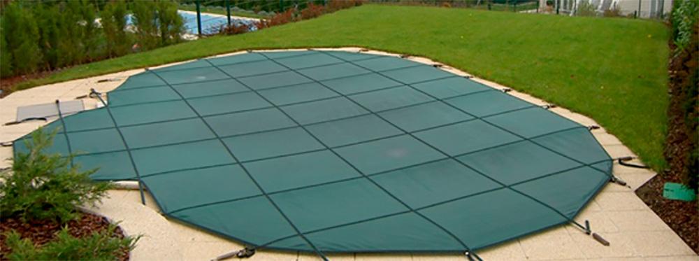 Поліпропіленова ламінована тканина для басейну