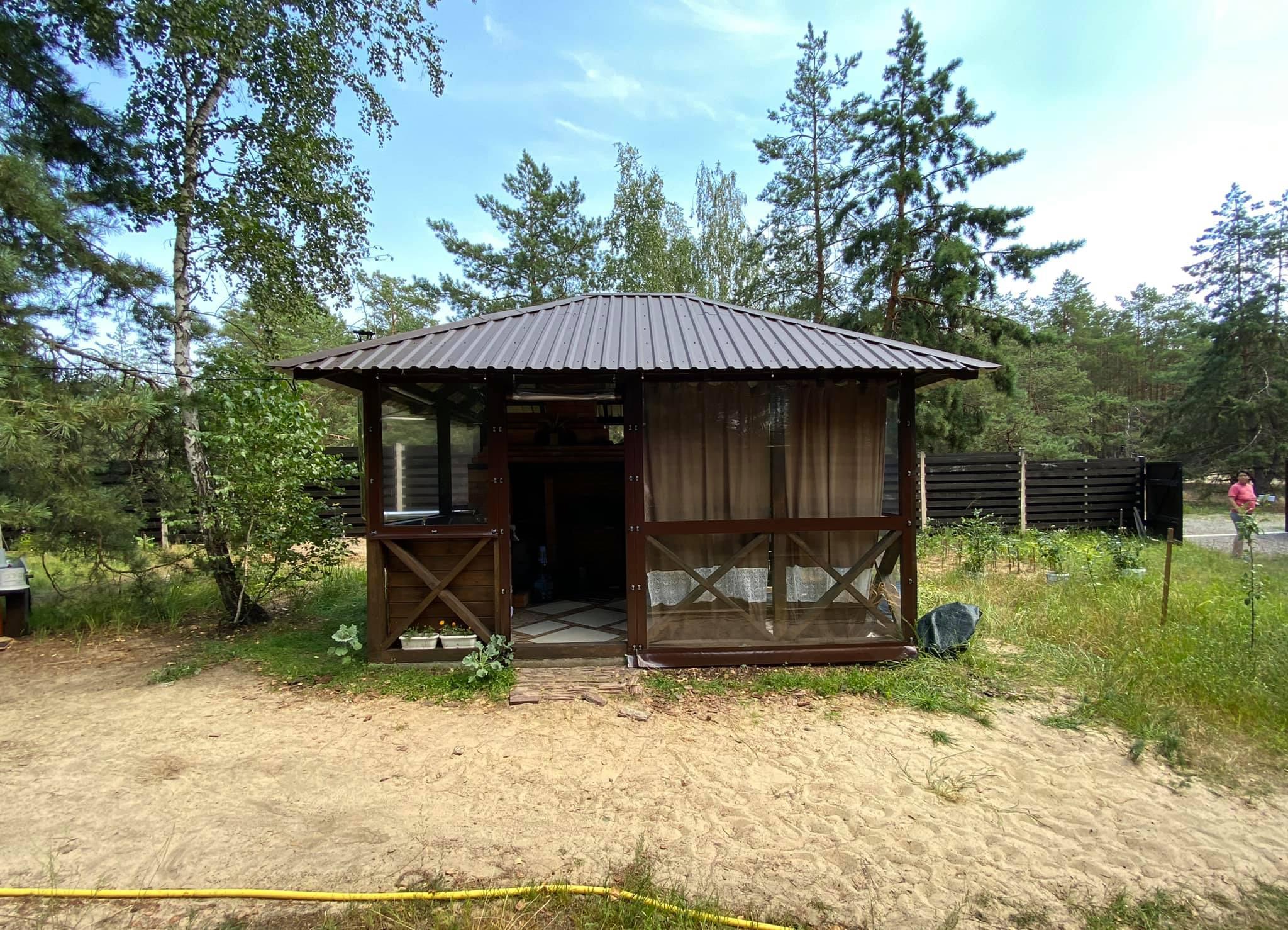 ПВХ шторы в селе Пилява (Киевская область)
