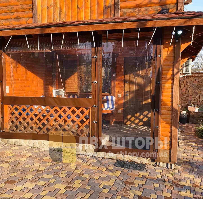 Пленочные окна для веранды в Вольнянске