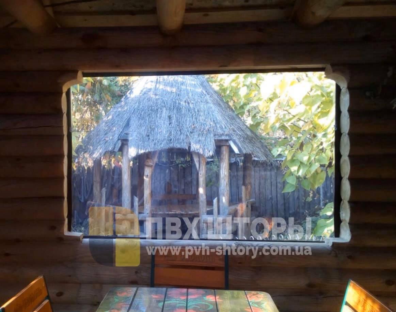 Брезентовые окна для веранды в Орехове