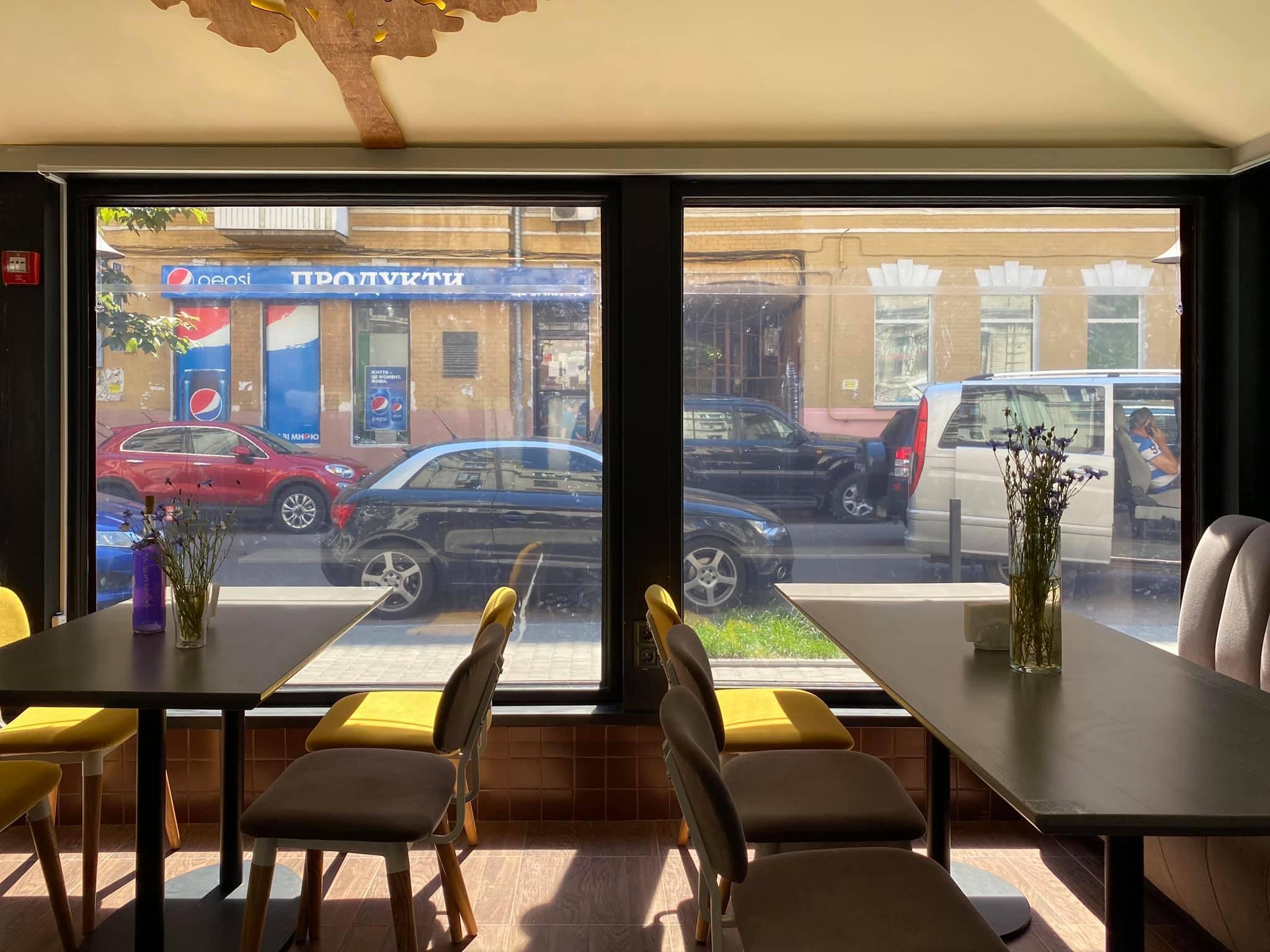 Мягкие окна для ресторана FAIR PLAY в Киеве