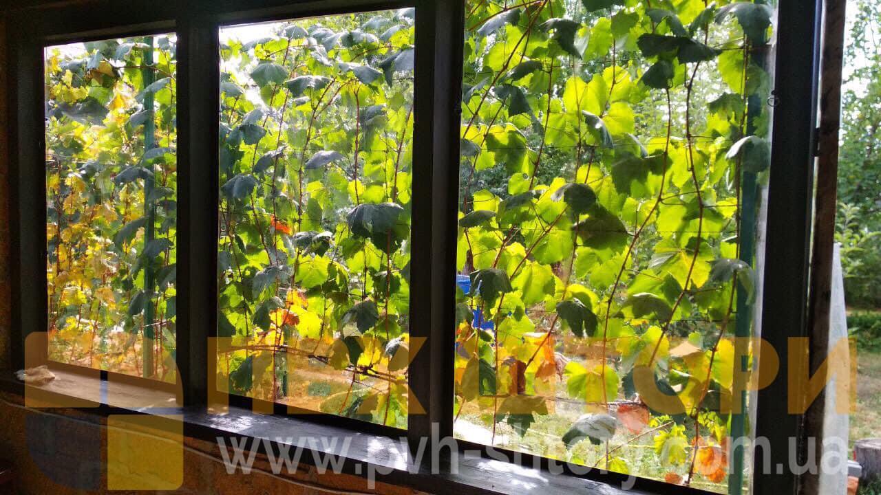 Пленочные окна для веранды в Рени
