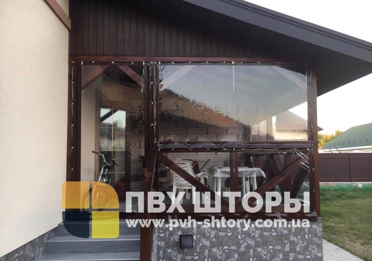 Брезентовые окна для веранды в Первомайске (Николаевская область)