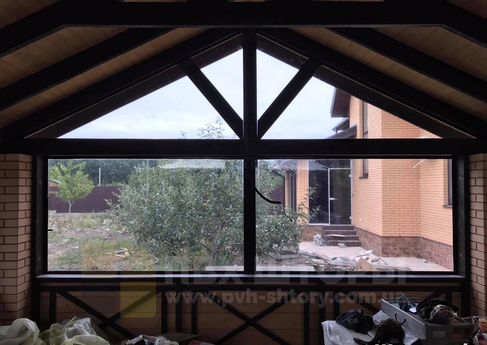 Брезентовые окна для беседки в Вознесенске