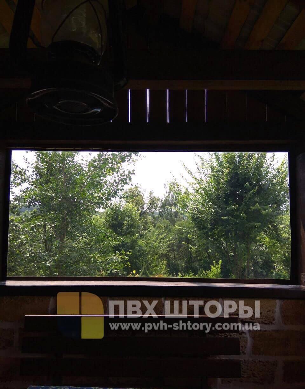 Пленочные окна для веранды в Бериславе