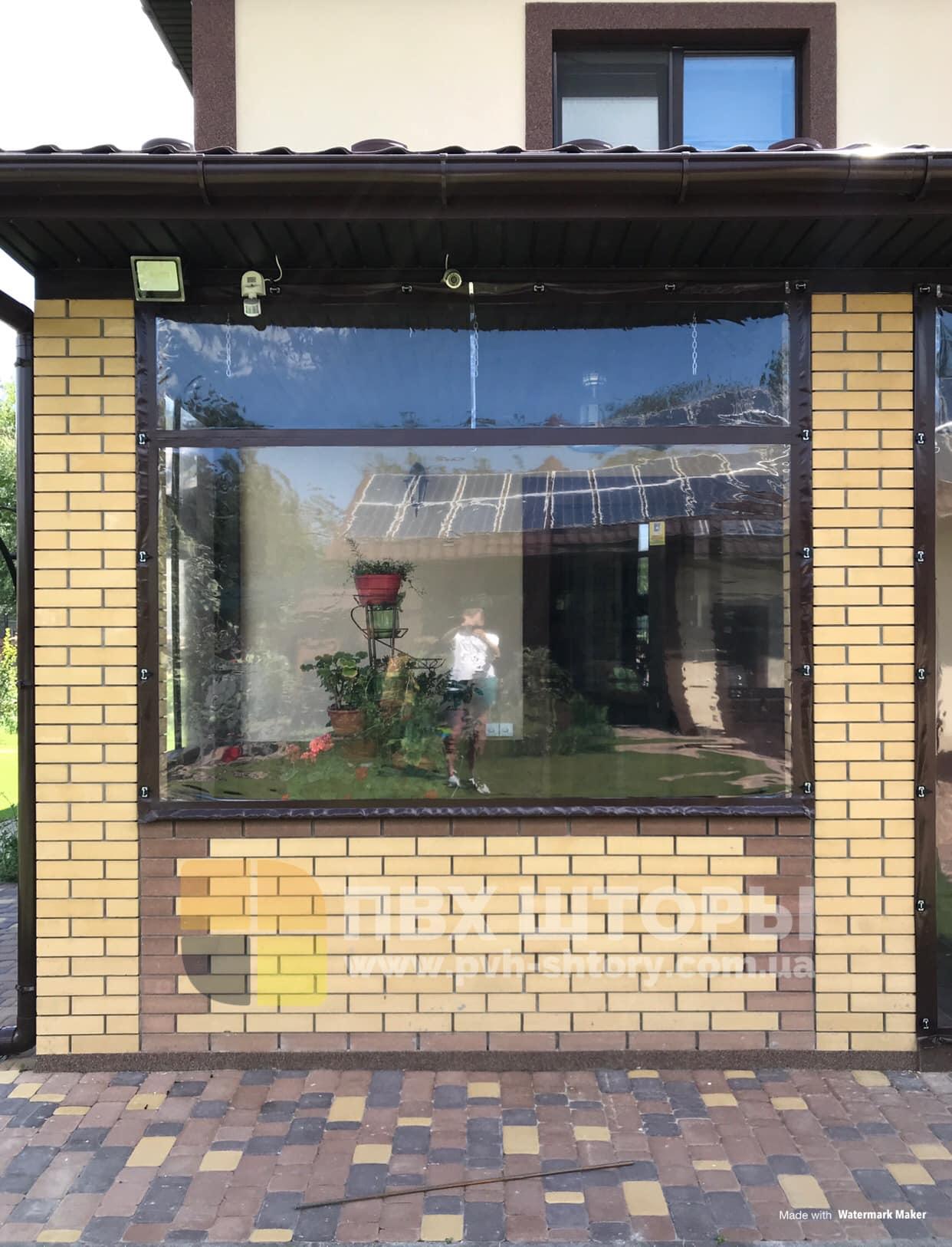 Гибкие окна для веранды в Таврийске