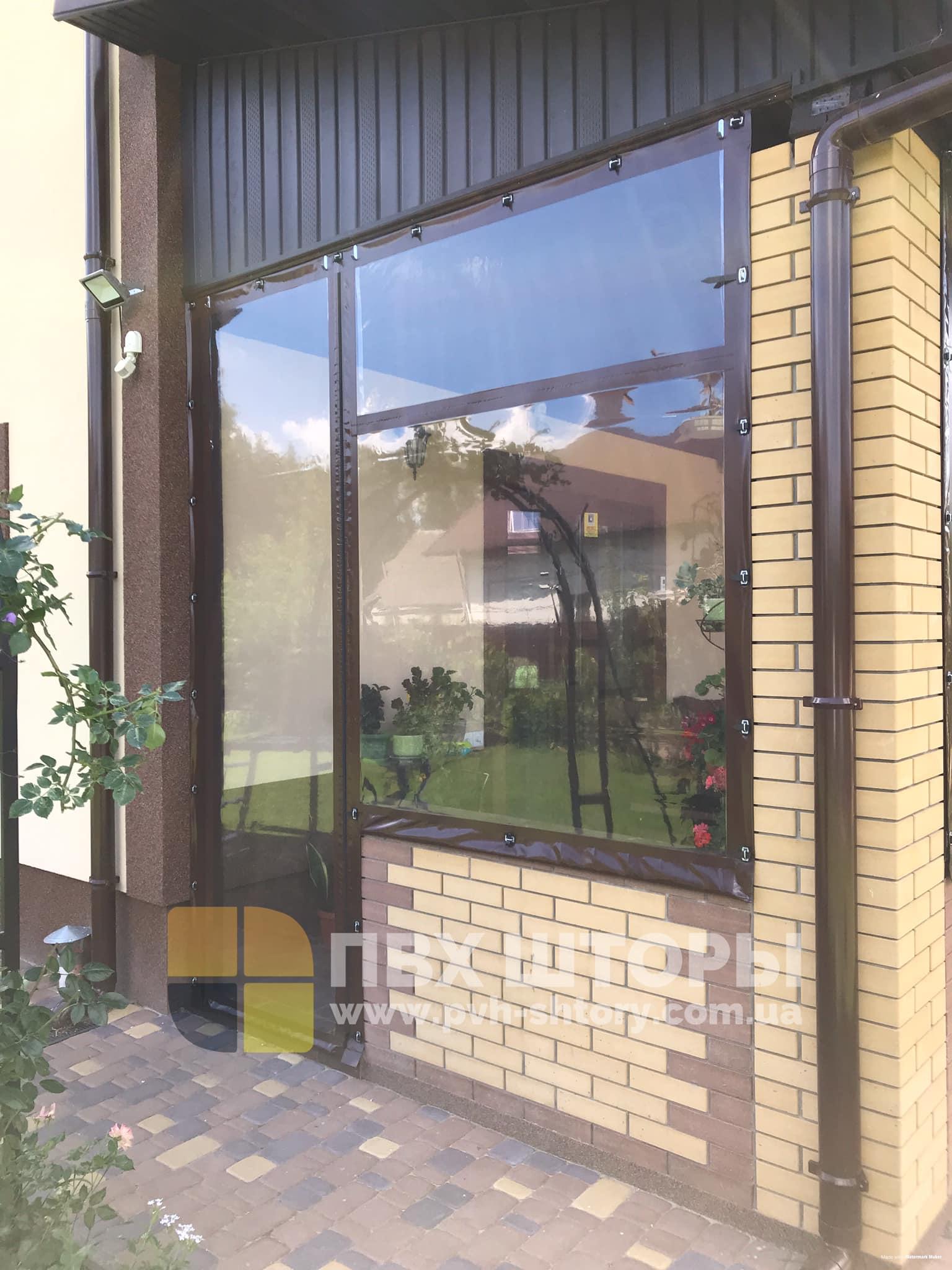 Брезентовые окна для веранды в Таврийске
