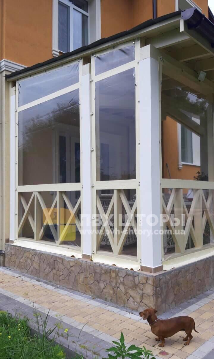 Гибкие окна для веранды в Червонограде