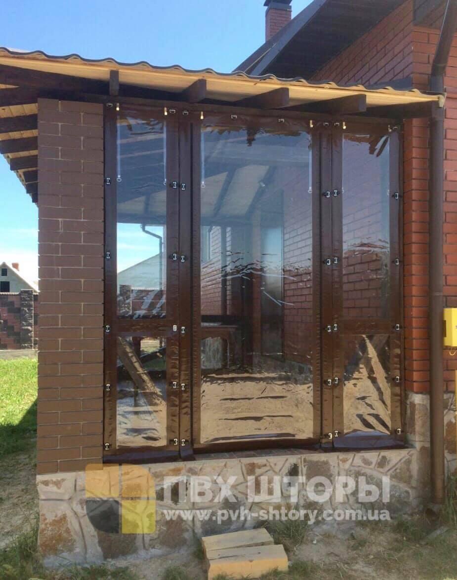 Брезентовые окна для веранды в Стрые