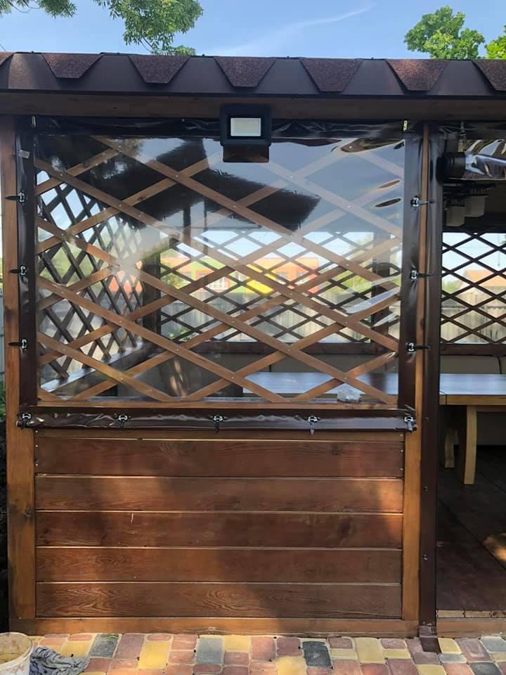 Мягкие окна в Киеве
