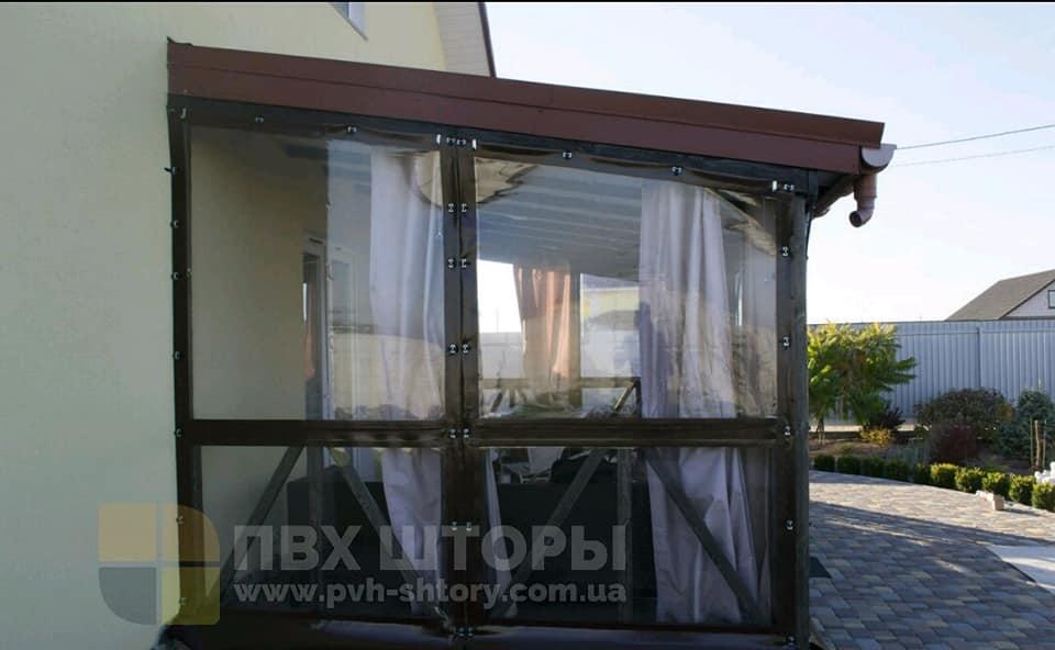 Жидкие окна для веранды в Белзе