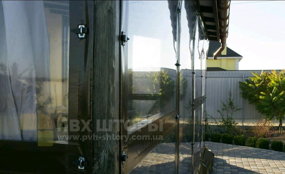 ПВХ шторы для веранды в Белзе