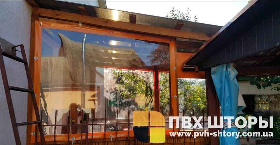 Брезентовые окна для веранды в Лубнах