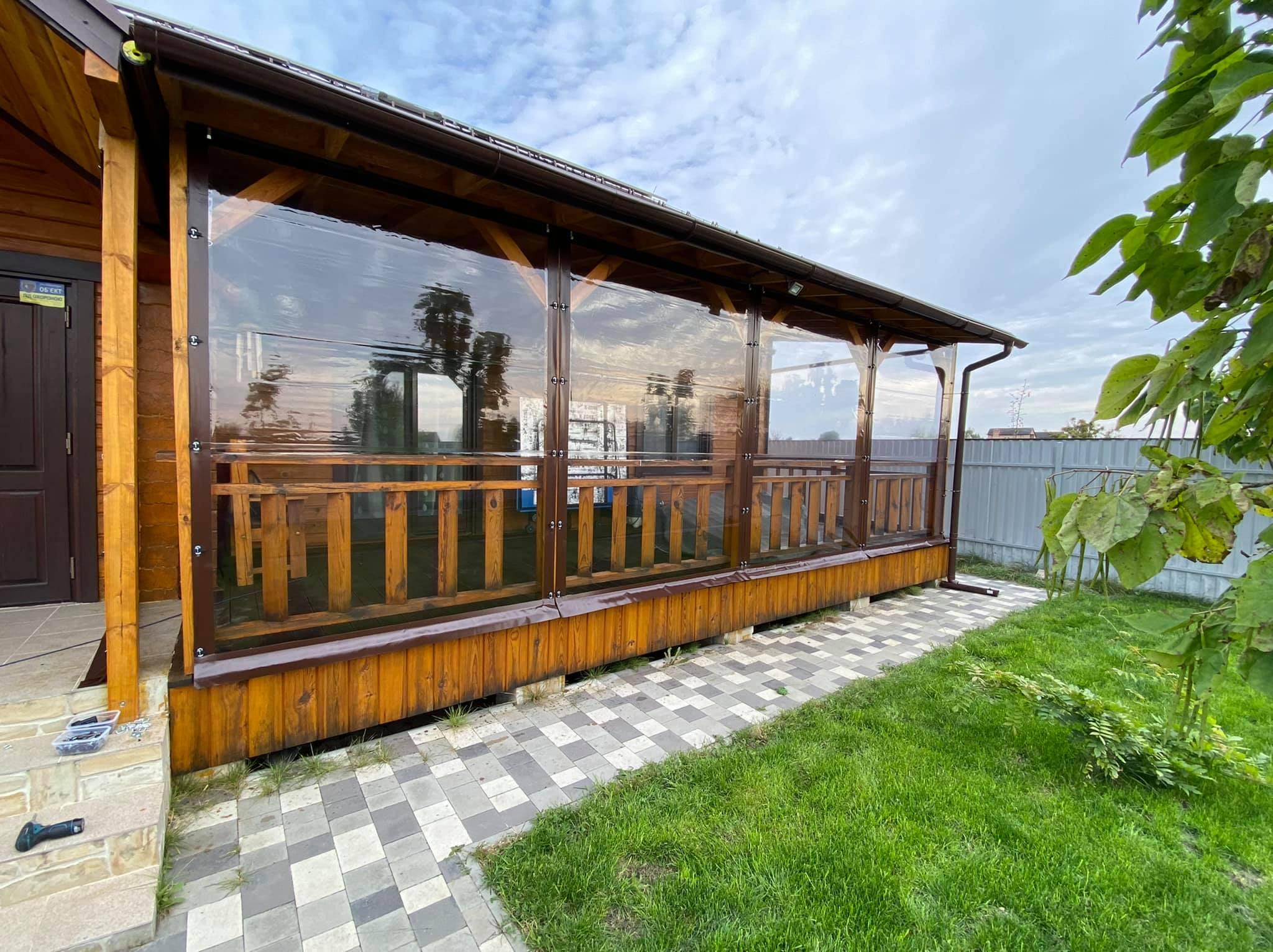 ПВХ шторы в Одессе