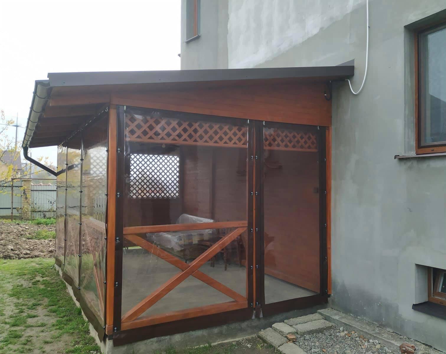 ПВХ шторы в Херсоне