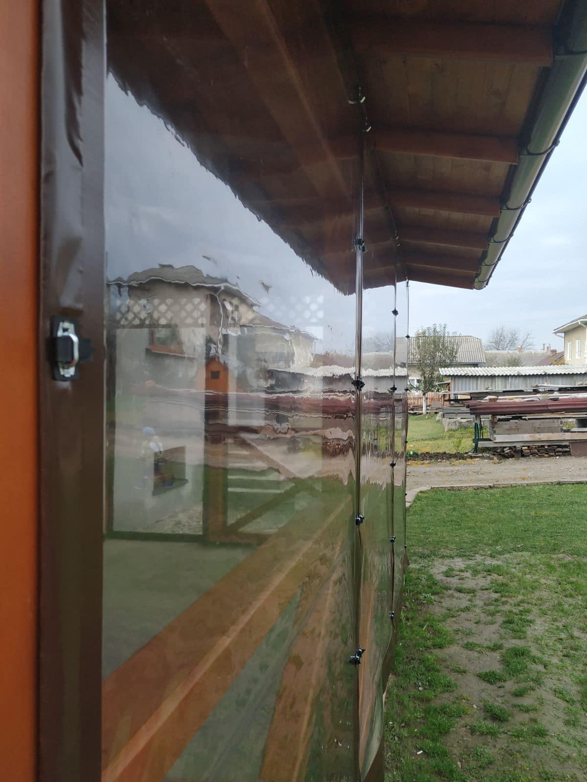 Мягкие окна для беседок и веранд в Херсоне