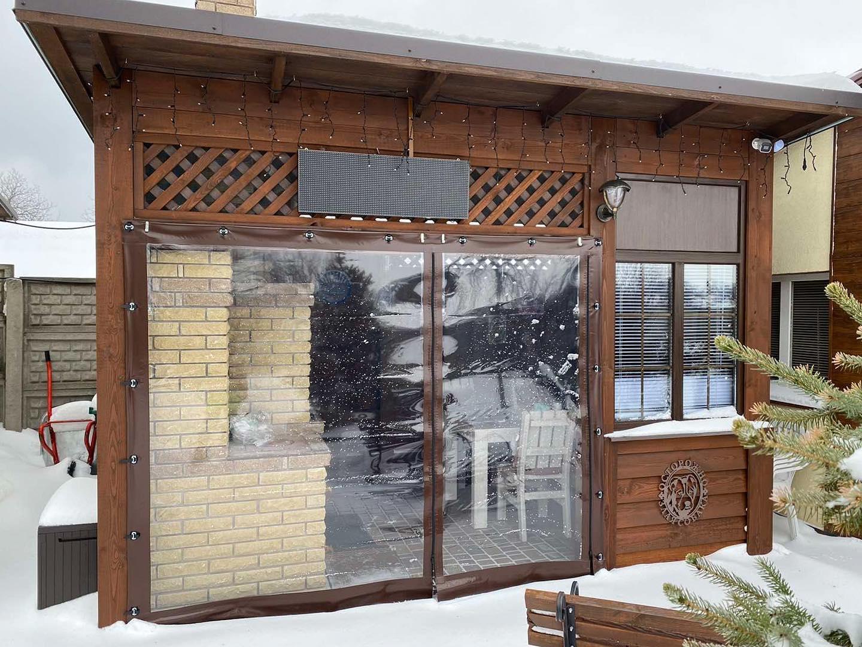 Гибкие окна в Русская Поляна (Черкасская область)
