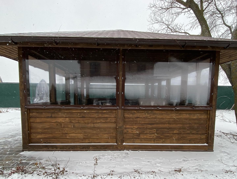 ПВХ шторы в коттеджном городке Green Town