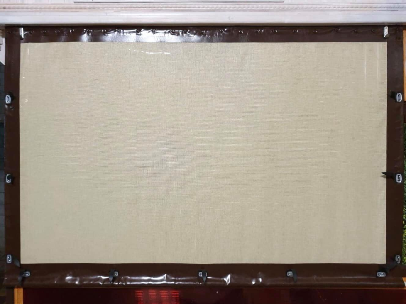 Мягкое окно плюс москитная сетка на один проем