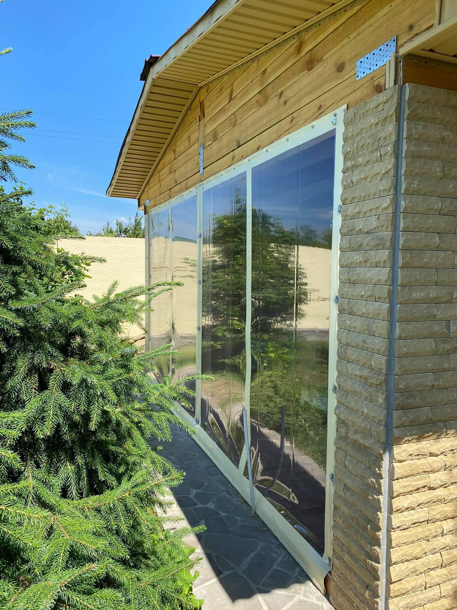 Мягкие окна в селе Великая Бугаевка (Киевская Область)